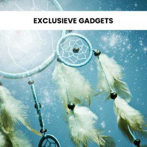 Exclusieve Gadgets
