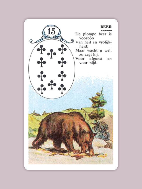 lenormand-de-beer