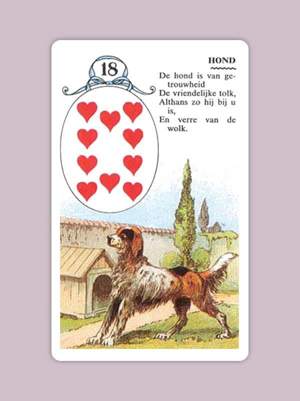 lenormand-de-hond