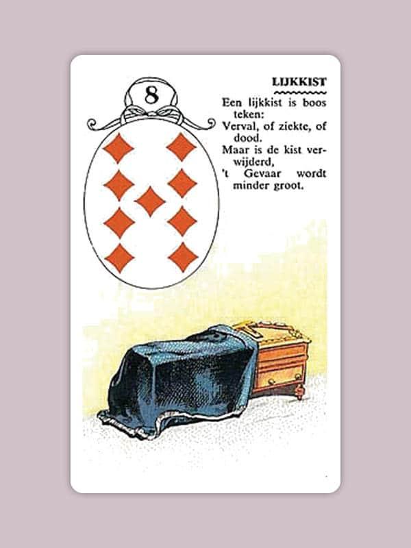 lenormand-de-lijkkist