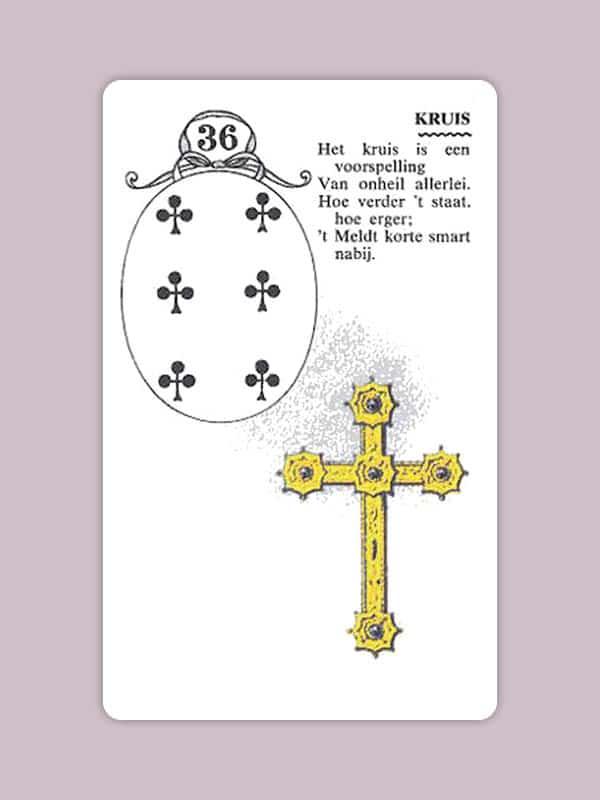 lenormand-het-kruis