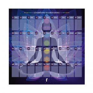 lenormand-waarzegdoek-chakra